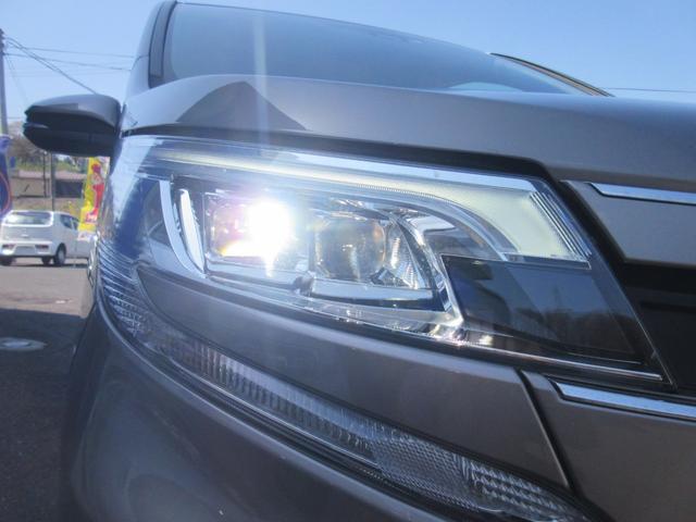 X 4WD セーフティセンス 社外ナビ バックカメラ Bluetooth ETC クルーズコントロール 左側パワースライドドア LEDヘッドライト(29枚目)