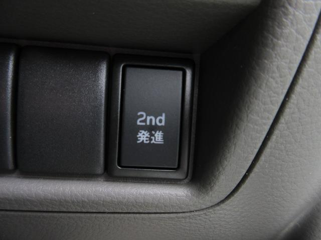 PA パートタイム4WD エアコン パワステ ライトレベライザー AMFMラジオ ABS(16枚目)