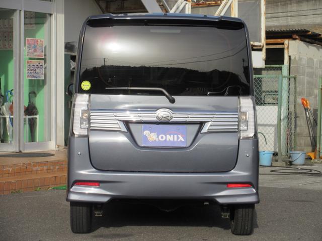 カスタムX トップエディションリミテッドSAIII 4WD 純正ナビ フルセグ Bluetooth 衝突被害軽減ブレーキ パノラマモニター LEDヘッドライト 両側パワースライドドア シートヒーター(3枚目)