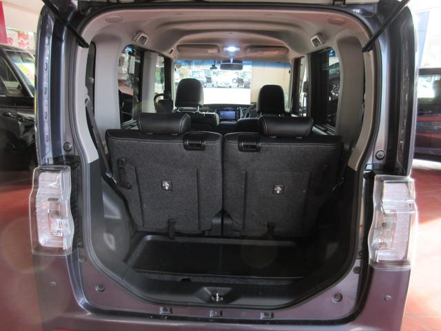 カスタムX トップエディションリミテッドSAIII 4WD 純正ナビ フルセグ Bluetooth 衝突被害軽減ブレーキ パノラマモニター LEDヘッドライト 両側パワースライドドア シートヒーター(18枚目)