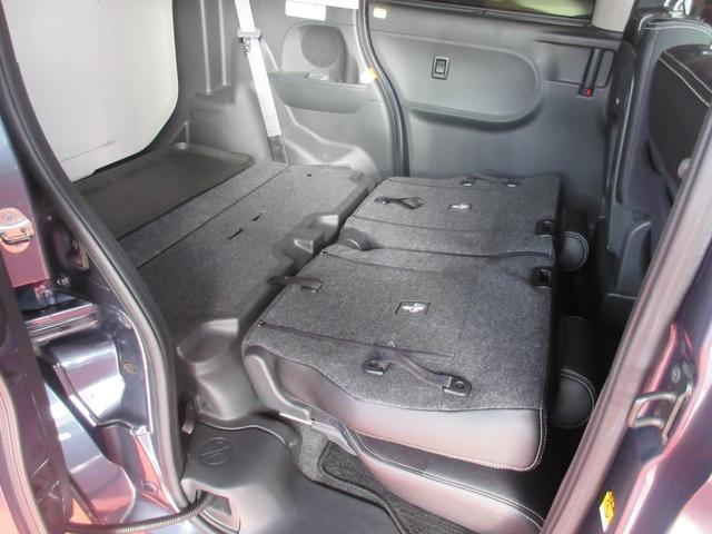 カスタムX トップエディションリミテッドSAIII 4WD 純正ナビ フルセグ Bluetooth 衝突被害軽減ブレーキ パノラマモニター LEDヘッドライト 両側パワースライドドア シートヒーター(19枚目)