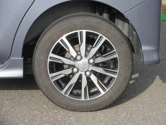 カスタムX トップエディションリミテッドSAIII 4WD 純正ナビ フルセグ Bluetooth 衝突被害軽減ブレーキ パノラマモニター LEDヘッドライト 両側パワースライドドア シートヒーター(25枚目)