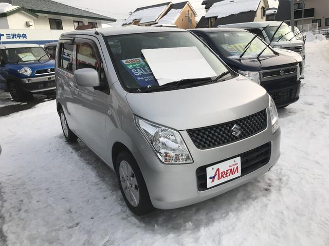 「スズキ」「ワゴンR」「コンパクトカー」「青森県」の中古車13