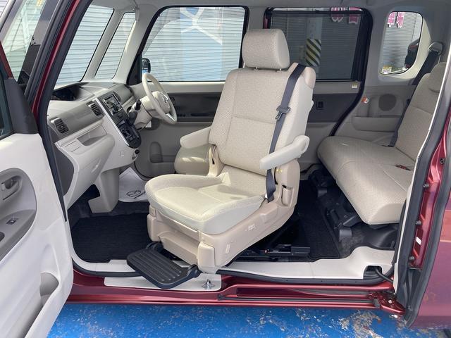 フレンドシップ ウェルカムシート L SAII リモコン付助手席回転シート 両側イージークローザー(10枚目)