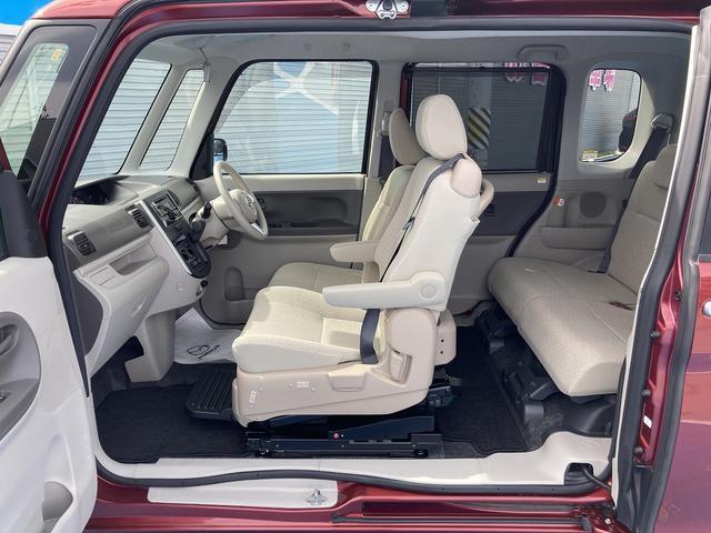 フレンドシップ ウェルカムシート L SAII リモコン付助手席回転シート 両側イージークローザー(11枚目)
