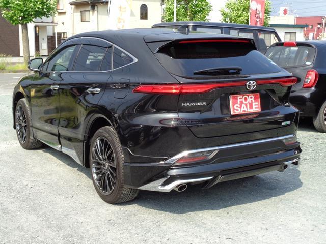 Z 4WD モデリスタエアロ セーフティーセンス ボディカラーオプションプレシャスブラックパール パノラミックビューモニター レイズ20インチアルミ 純正ナビ バックカメラ ETC スマートキー(7枚目)