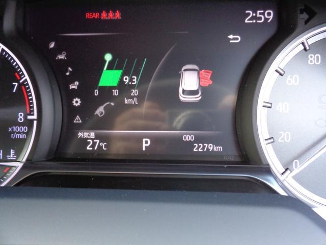 Z 4WD モデリスタエアロ セーフティーセンス ボディカラーオプションプレシャスブラックパール パノラミックビューモニター レイズ20インチアルミ 純正ナビ バックカメラ ETC スマートキー(12枚目)