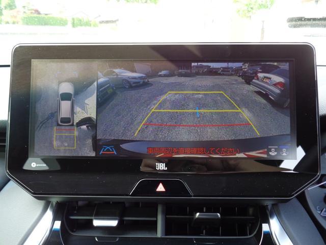 Z 4WD モデリスタエアロ セーフティーセンス ボディカラーオプションプレシャスブラックパール パノラミックビューモニター レイズ20インチアルミ 純正ナビ バックカメラ ETC スマートキー(22枚目)