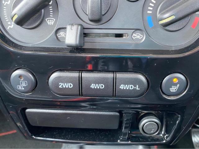 クロスアドベンチャー リフトアップ ETC 社外オーディオ 5速MT 社外グリル  キーレスキー(12枚目)