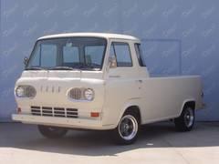 フォード エコノラインピックアップ レストア済