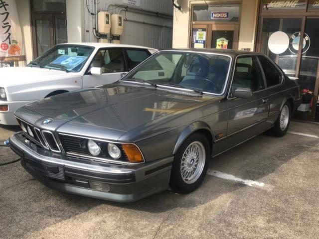 BMW 635CSi ワンオーナー