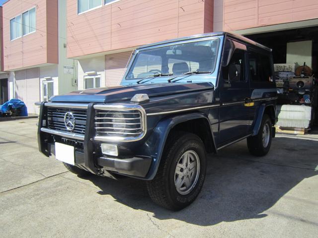 メルセデス・ベンツ 230GE プレディカート W460 右ハンドル