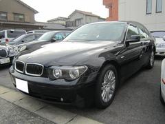 BMW735i 左ハンドル サンルーフ