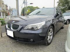 BMW525iツーリングハイライン キセノン クルコン プッシュスタート