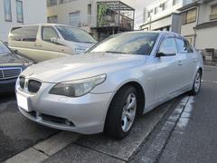 BMW530iハイライン ブラックレザー サンルーフ