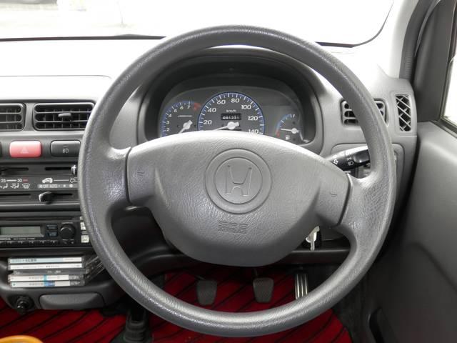 ホンダ ライフ Tタイプ 4WD