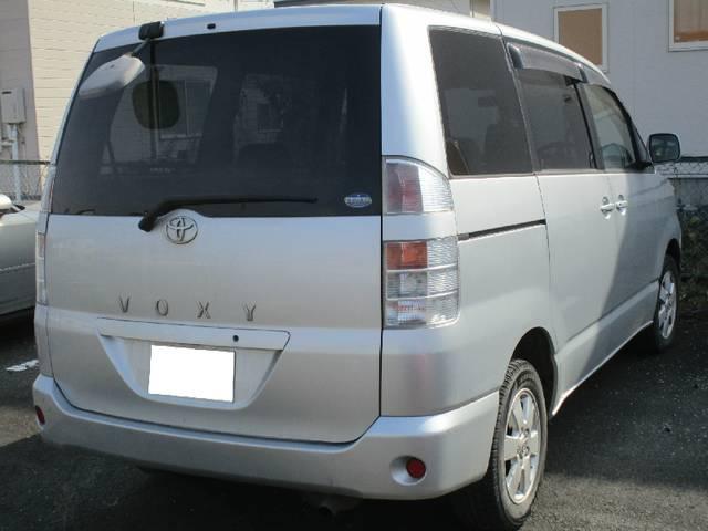 トヨタ ヴォクシー X Gエディション 4WD