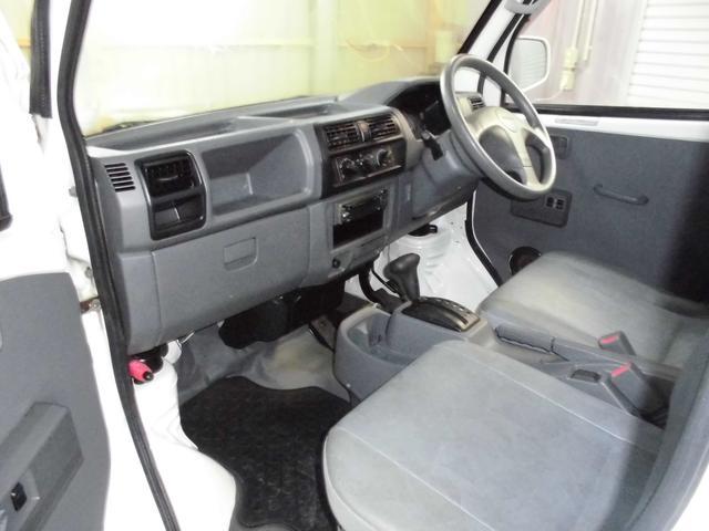 日産 クリッパートラック 4WD AT車 パワステ付 パワーウィンドー付