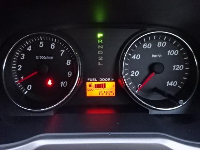 ダイハツ テリオスキッド カスタムL ターボ 4WD ナビ キーレス 15AW フォグ