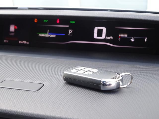 スパーダハイブリッド G・EX ホンダセンシング 純正ナビ フルセグ 全方位モニター パークアシスト ETC LEDライト Bluetooth USB シートヒーター 両側電動スライドドア プッシュスタート トラクションコントロール(14枚目)