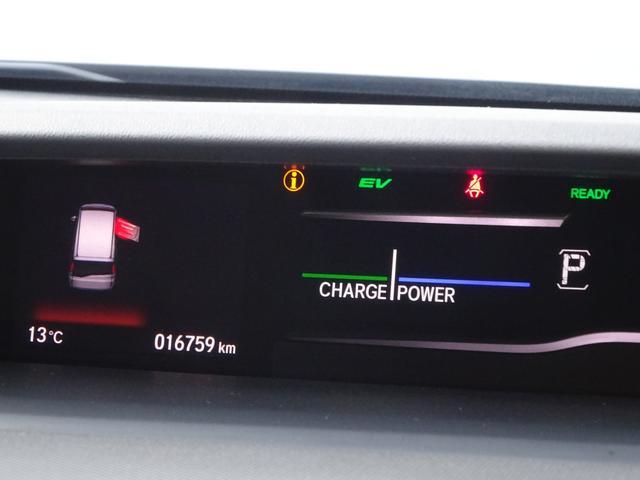 スパーダハイブリッド G・EX ホンダセンシング 純正ナビ フルセグ 全方位モニター パークアシスト ETC LEDライト Bluetooth USB シートヒーター 両側電動スライドドア プッシュスタート トラクションコントロール(15枚目)