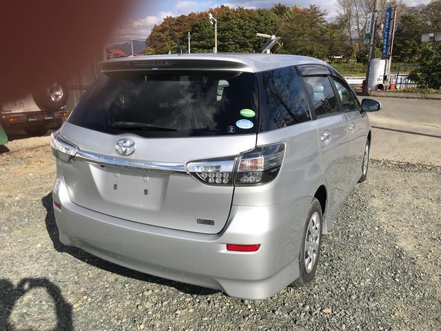 「トヨタ」「ウィッシュ」「ミニバン・ワンボックス」「岩手県」の中古車8
