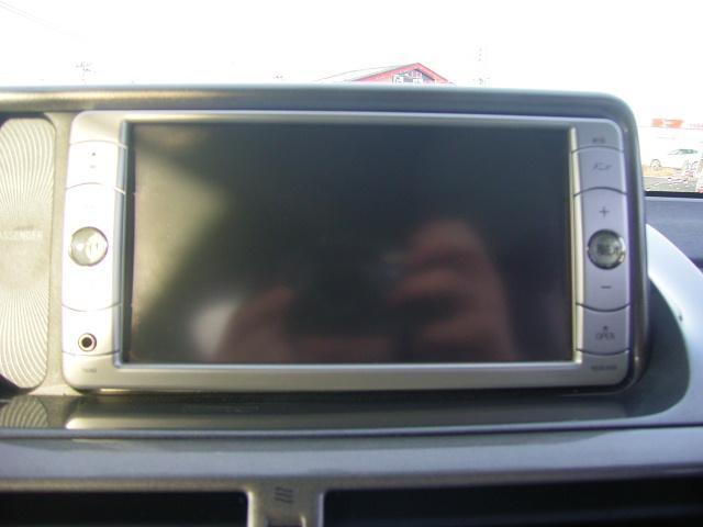トヨタ iQ 130G レザーパッケージ 純正HDDナビ ETC 16AW
