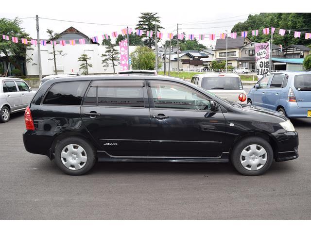 「トヨタ」「カローラフィールダー」「ステーションワゴン」「秋田県」の中古車4