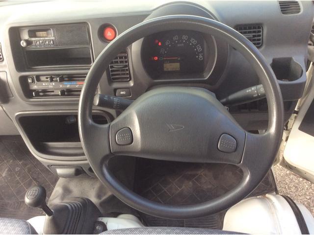 スタンダード エアコン パワーステアリング 4WD(23枚目)