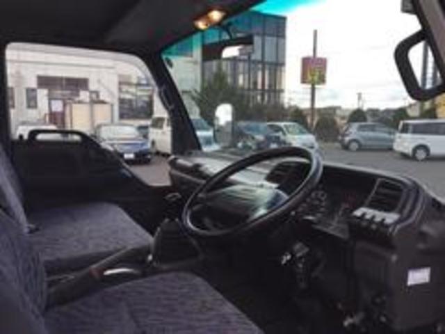 いすゞ エルフトラック 積載車 ワイドロング 1.95t ユニックUC-35