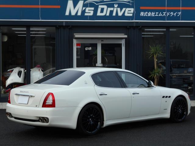 S 可変マフラー 茶革 フルタップ車高調 GTS用20インチ(7枚目)