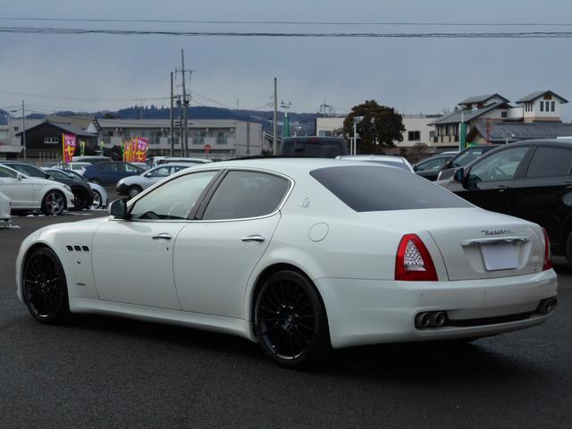 S 可変マフラー 茶革 フルタップ車高調 GTS用20インチ(11枚目)