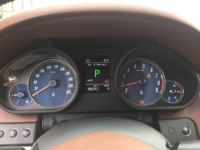 S 可変マフラー 茶革 フルタップ車高調 GTS用20インチ(16枚目)