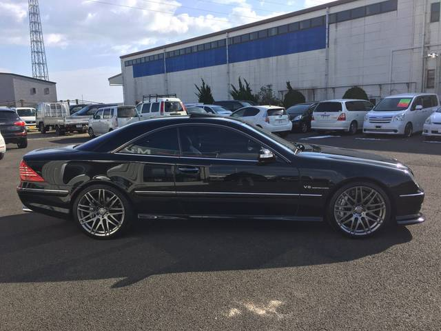 メルセデス・ベンツ M・ベンツ CL55 AMG ブラバス20AW 650馬力