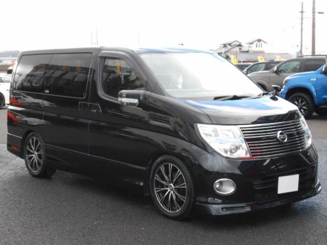 350ハイウェイSブラックレザーナビED-V 4WD(5枚目)