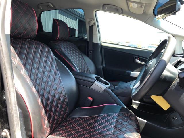 S シックスセンスエアロ 19インチ 車高調 熱反射ガラス(18枚目)
