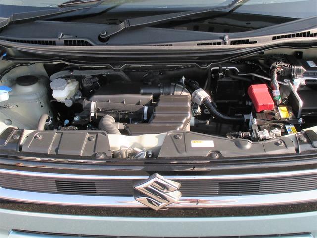 ハイブリッドFX 4WD アイドリングストップ 保証付販売車(22枚目)