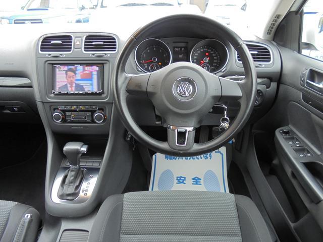 フォルクスワーゲン VW ゴルフヴァリアント TSI コンフォートライン  ターボ Sチャージャー HID
