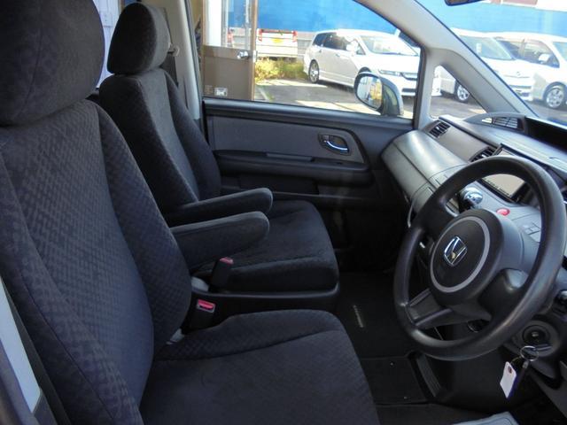 長時間乗ってても疲れないホールド性のあるシート♪もちろん室内も綺麗な状態となっております♪