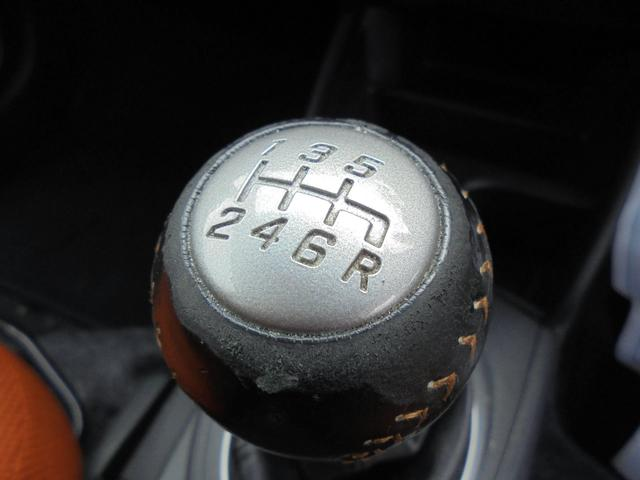 RS 6速マニュアル車 後期型 SDナビTV HID ETC(16枚目)