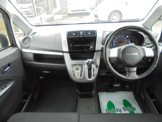 カスタム RS SA ターボ プッシュスタート スマートキー  スマートアシスト HID フォグ オートエアコン モモハンドル エアロ(12枚目)