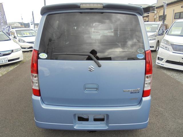 スズキ ワゴンR FXリミテッドII 4WD キーレス CDMD