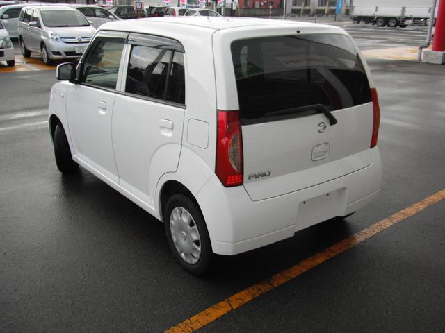 日産 ピノ S FOUR 4WD 電動格納ミラー キーレス