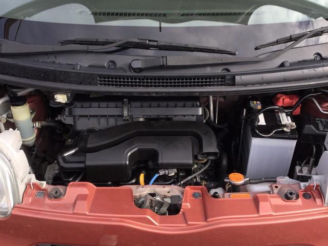 ダイハツ タント X 4WD オートエアコン 電動格納ミラー スマートキー