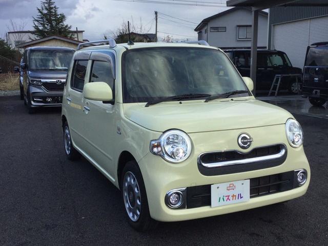 「ダイハツ」「ミラココア」「軽自動車」「秋田県」の中古車4