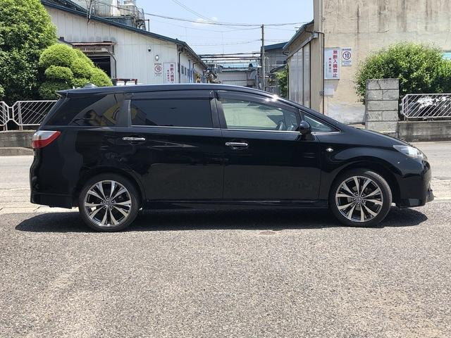 「トヨタ」「ウィッシュ」「ミニバン・ワンボックス」「福島県」の中古車4