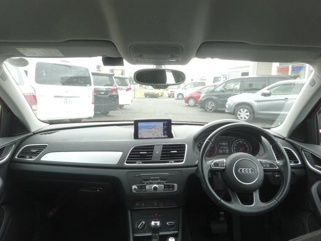 「アウディ」「アウディ Q3」「SUV・クロカン」「福島県」の中古車9