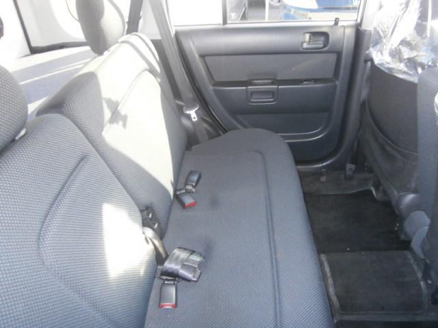 トヨタ bB Z Xバージョン タイミングチェーン