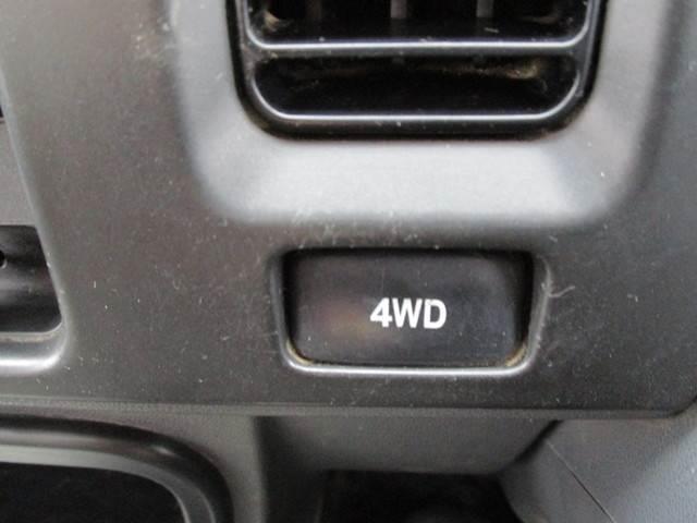 スペシャル 4WD 1年保証 走行約5万km 切替式4WD(6枚目)
