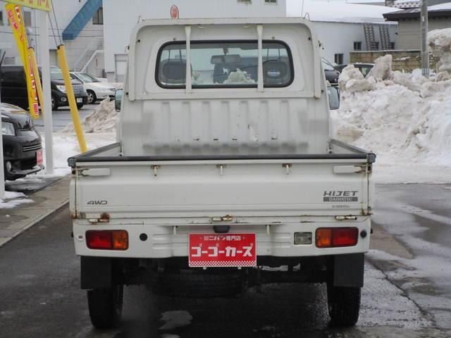 スペシャル 4WD 1年保証 走行約5万km 切替式4WD(19枚目)
